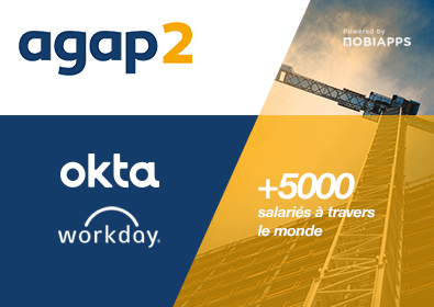 AGAP2 – Intégration de la solution d'Identity Access Management OKTA
