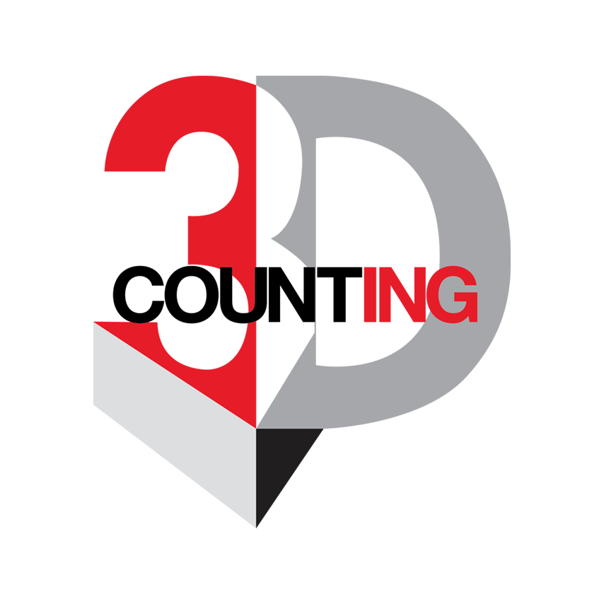 3Dcounting