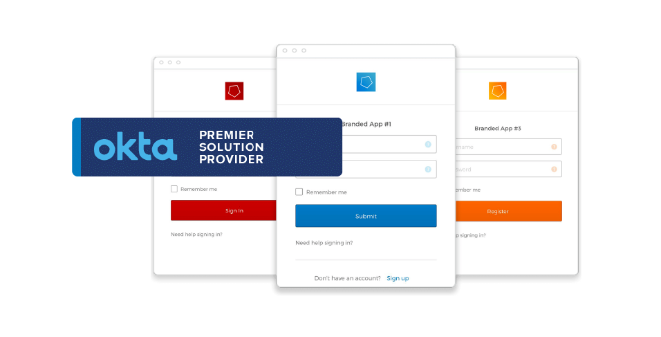 badge okta partners premier solution provider