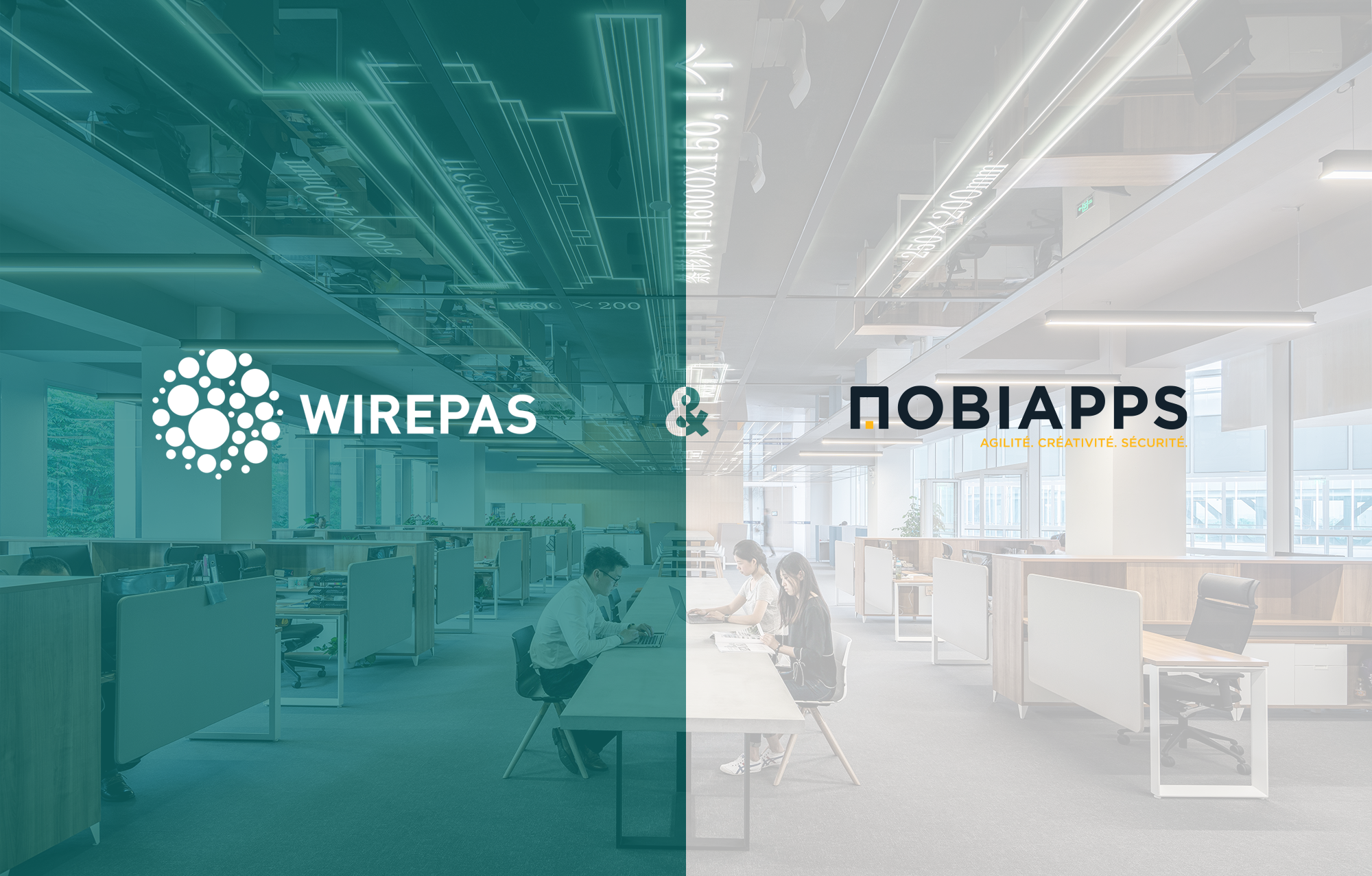 Wirepas & Mobiapps sont partenaires