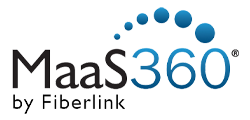 Maas 360 by Fiberlink, an IBM company