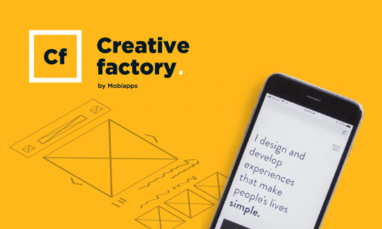 Illustration creative factory - Mobiapps